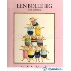 Nightingale, Sandy: Een bolle big ( telboek)