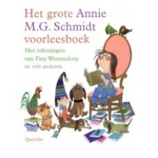 Schmidt, Annie MG: Het grote Annie M.G. Schmidt voorleesboek