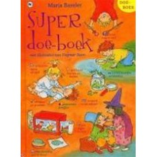 Baseler, Marja en Dagmar Stam: Super doe-boek
