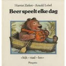 Ziefert, Harriet en Arnold Lobel: Beer heeft het druk ( kijk-raad-lees)