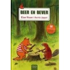 Visser, Rian en Gertie Jaquet: Beer en Bever ( 18 verhalen om voor te lezen)