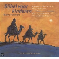 Busser, Marianne en Ron Schroder met ill. van Alex de Wolf: Bijbel voor kinderen, nieuwe testament