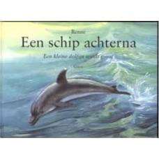 Renne: Een schip achterna. Een kleine dolfijn wordt groot