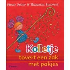Feller, Pieter en Natascha Stenvert: Kolletje tovert een zak met pakjes ( kleine uitgave)