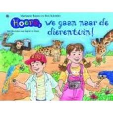 Busser, Marianne en Ron Schroder met ill. van Ingrid ter Koele: Hoera, we gaan naar de dierentuin!