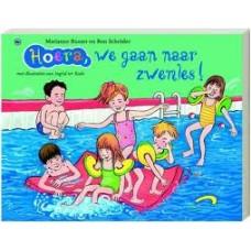 Busser, Marianne en Ron Schroder met ill. van Ingrid ter Koele: Hoera, we gaan naar zwemles !