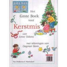 Takens, Anne en dagmar Stam: Het grote boek voor Kerstmis
