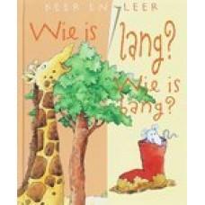 Harper, Piers: Wie is lang? Wie is Bang ( keer en leer)