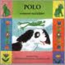 Price, Mathew en Emma Chicester Clark: Polo ontmoet een kikker ( flappen en bewegende delen)