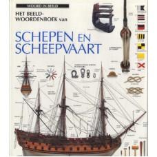 Woord in beeld: Het beeldwoordenboek van schepen en de scheepvaart