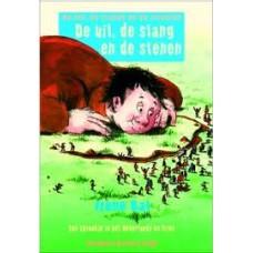 Bal, Irene en Geert: De uil, de slang en de stenen/de Ule, de slange en de stiennen (sprookje in het nederlands en fries)