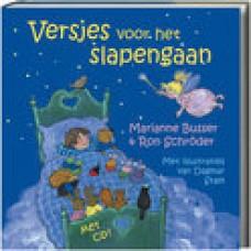 Busser, Marianne en Ron Schroder met ill. van Dagmar Stam: Versjes voor het slapengaan met cd