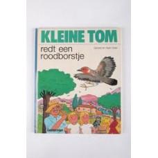 Gree, Alain en Gerard: Kleine Tom redt een roodborstje (serie: Kleine Tom)