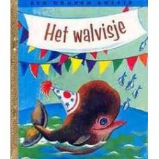 Gouden boekjes van de Bezige Bij: Het walvisje (55)