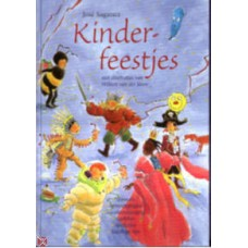 Sagasser, Jose en Wilbert van der Steen: Kinderfeestjes