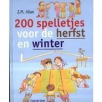 Allue, JM: 200 spelletjes voor de herfst en de winter