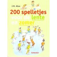 Allue, JM: 200 spelletjes voor de lente en de zomer