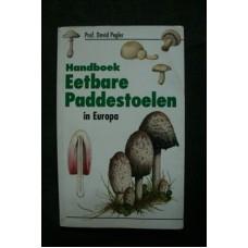 Pegler, David: Handboek eetbare paddestoelen in europa