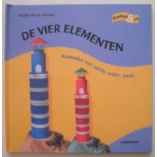 Knutsel & Co: Wouwer, Brigitte van de: De vier elementen, knutselen met aarde, water, lucht ....