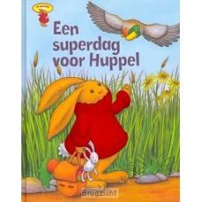 Harker, Jillian en Andy Everitt-Stewart: Een superdag voor Huppel ( voorkant stoffen truitje)