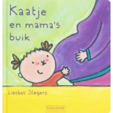 Slegers, Liesbet: Kaatje en mama's buik ( kleinere uitgave)