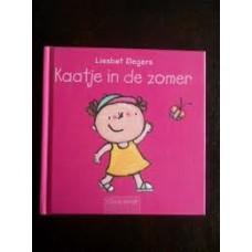 Slegers, Liesbet: Kaatje in de zomer ( kleinere uitgave)
