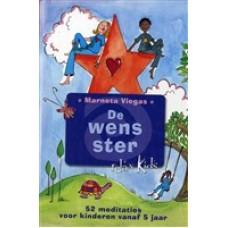 Viegas, Marneta: Relax kids de wens ster ( 52 meditaties voor kinderen vanaf 5 jaar)