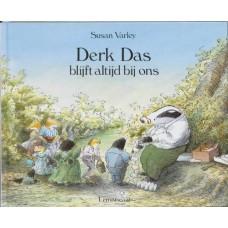 Varley, Susan: Derk Das blijft altijd bij ons ( afscheid nemen)