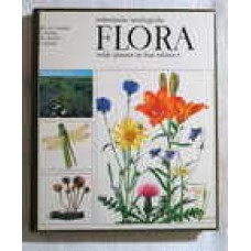 Nederlandse oecologische Flora wilde planten en hun relaties 4 ( met stofomslag)