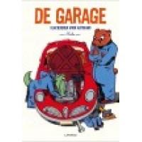 Merlin: De garage, flapjesboek voor autofans ( nieuw)