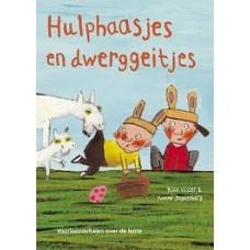 Visser, Rian en Yvonne Jagtenberg: Hulphaasjes en dwerggeitjes, voorleesverhalen over de lente