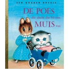Gouden boekjes van Rubinstein: De poes die dacht dat hij een muis was