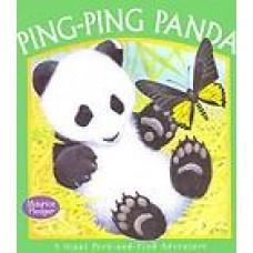 Pledger, Maurice: Ping-ping panda ( peek and find adventure) ( engels)