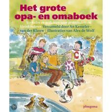 Kesseler-van der Klauw, An en Alex de Wolf: Het grote opa- en omaboek