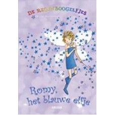 Meadows, Daisy: De regenboogelfjes, Romy het blauwe elfje