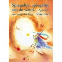 Donkelaar, Maria en Sandra Klaassen: Spiegeltje, spiegeltje aan de wand.... ( sprookjes voor jonge kinderen)