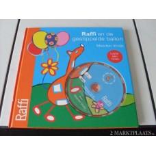 Vrolijk, Maarten: Raffi en de gestippelde ballon (luister een boek)