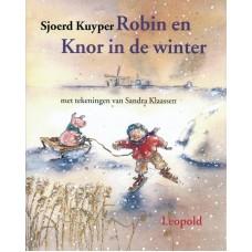 Kuyper, Sjoerd en Sandra Klaassen: Robin en Knor in de winter( robin en sinterklaas, robin en god, robin en opa)