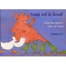 Spetter, Jung-Hee en Anke de Vries: Lang zal ik leven