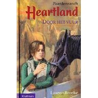 Brooke, Lauren: Paardenranch Heartland, door het vuur