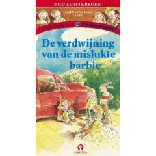 Vriens, Jacques met ill. van Annet Schaap: De bende van de korenwolf, de verdwijning van de mislukte barbie