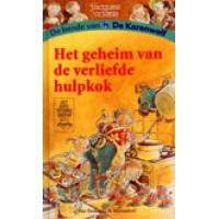Vriens, Jacques met ill. van Annet Schaap: De bende van de korenwolf, het geheim van de verliefde hulpkok
