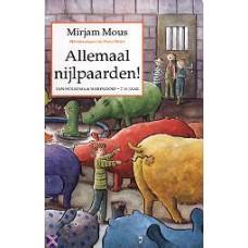 Mous, Mirjam: Allemaal Nijlpaarden!