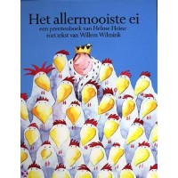 Heine, Helme en Willem Wilmink: Het allermooiste ei