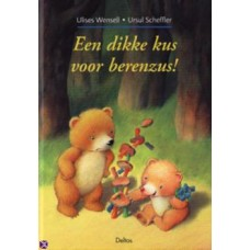 Wensell, Ulises en Ursul Scheffler: Een dikke kus van berenzus!