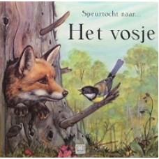Buthod-Girard, Ingrid en Pierre Couronne: Speurtocht naar het vosje