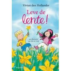 Hollander, Vivian den met ill. van Alex de Wolf: Leve de lente!