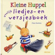 Suetens, Clara: Kleine Huppel vrolijk liedjes- en versjesboek