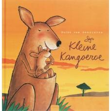 Genechten, Guido van: Kleine Kangoeroe ( klein boekje met cd)