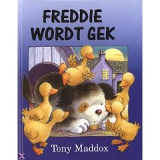 Maddox, Tony: Freddie wordt gek
